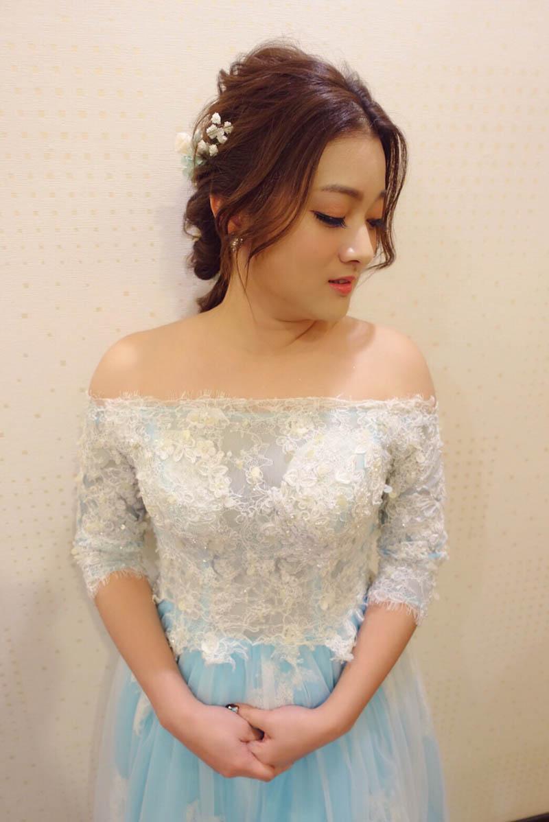婚禮造型,新娘秘書,婚宴現場造型,新娘秘書EVA