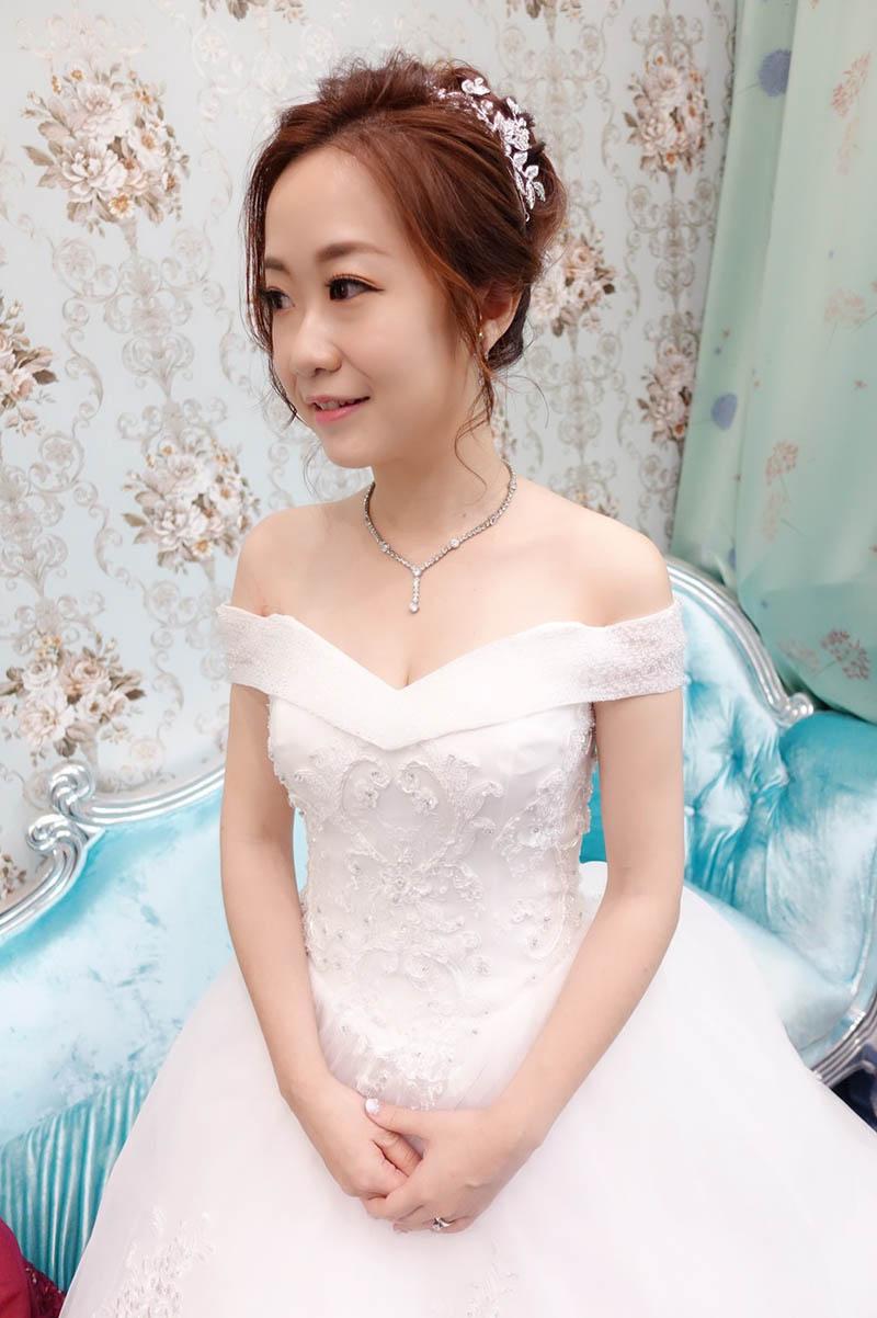 婚禮造,新娘秘書,台北星靚點花園飯店,新娘秘書JU,H Image Studio