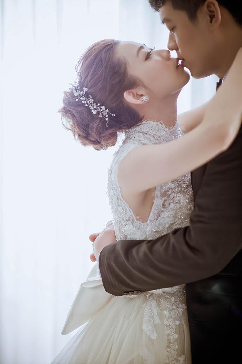 婚紗造型,甜美婚紗,新娘秘書,CIRCLE STUDIO,新娘秘書JU