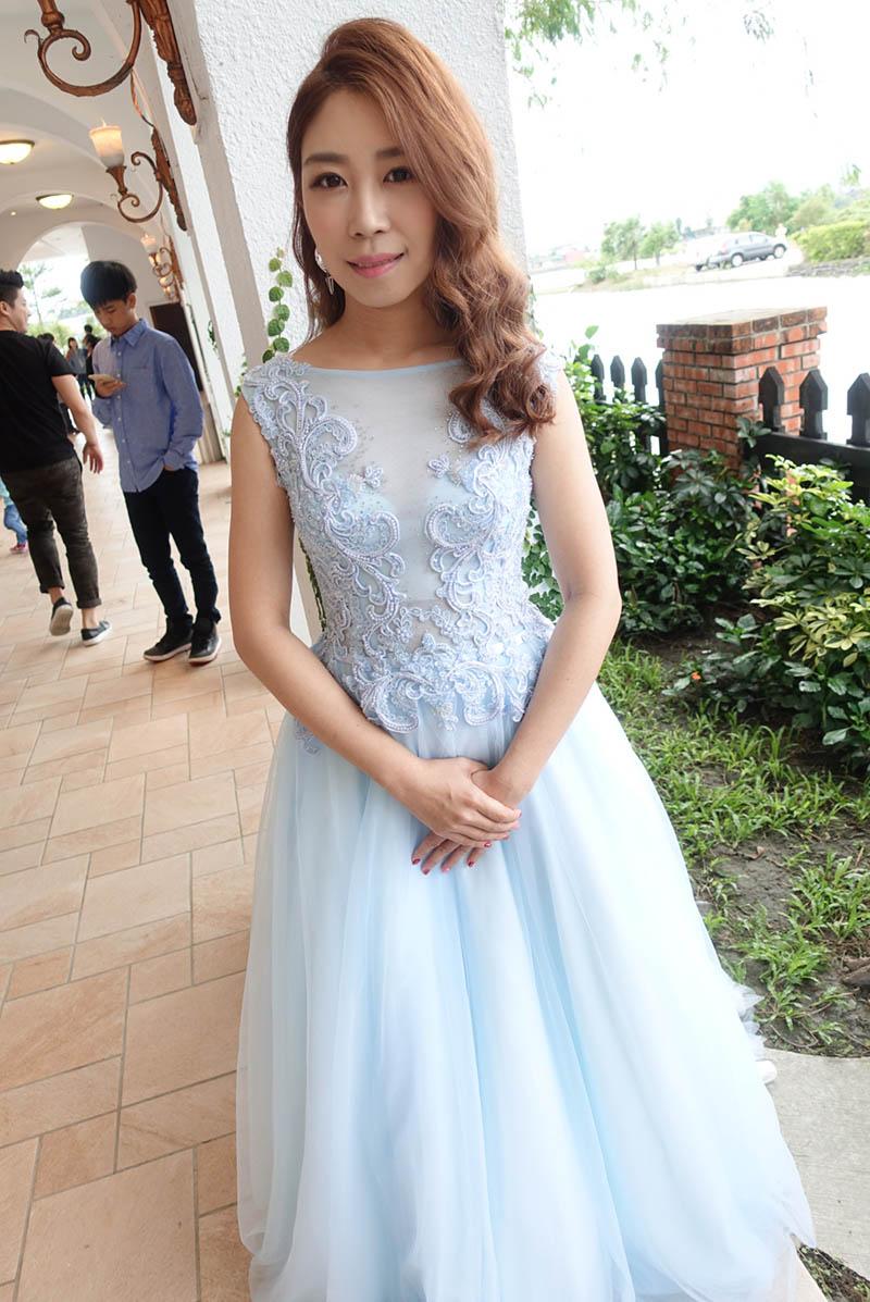 手工禮服,新娘秘書,羅東香格里拉渡假飯店,JM Wedding Studio