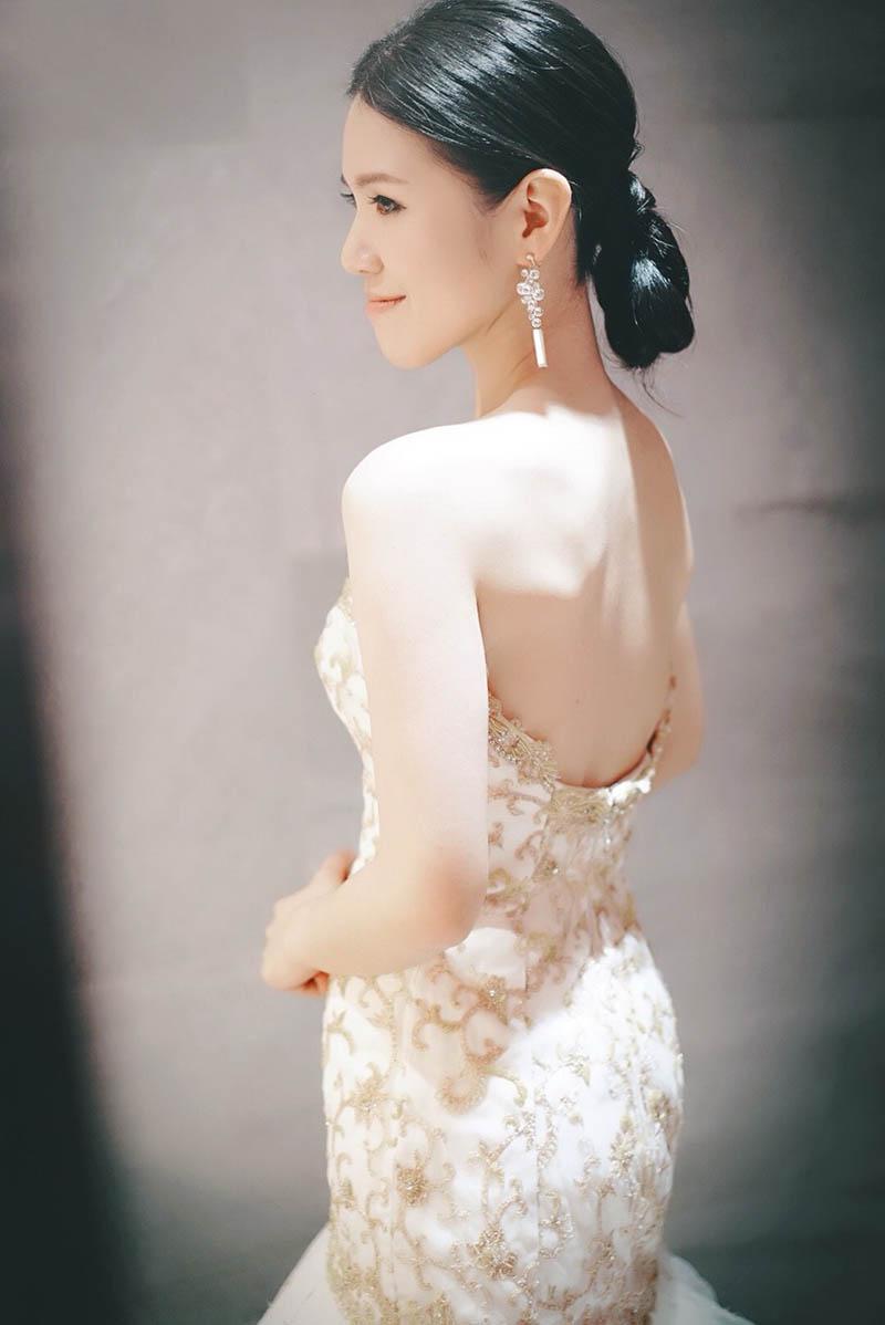 婚禮造型,新娘秘書,新娘秘書MEI,彰化